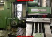 Mandriladora imuab 100 mm usado