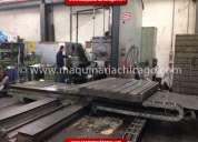 Mandriladora san rocco 1500 mm x 1800 mm usada
