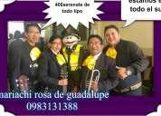Reserva en todo el sur 0983131388 mariachi hoy sábado llama sin compromiso