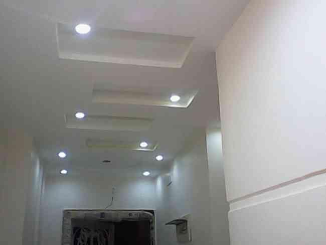 Instalacion de gypsum nichos paredes y tumbados quito for Modelos de cielo raso para salas