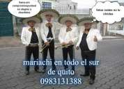 Mariachi para toda ocasión  llama al numero de pantalla 0983131388