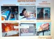 Marcreatid publicidad, impresión y rotulasion publicitaria