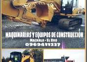 Alquilo excavadora 320d