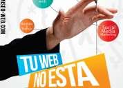 Diseño venta de páginas web