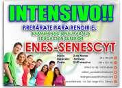 PreparaciÓn para las pruebas del snna/ senescyt.