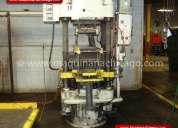Prensa hidráulica custom 150 ton usada