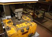 Cizalla punzonadora metalera geka hidracrop 70 - sd / maquinaria industrial